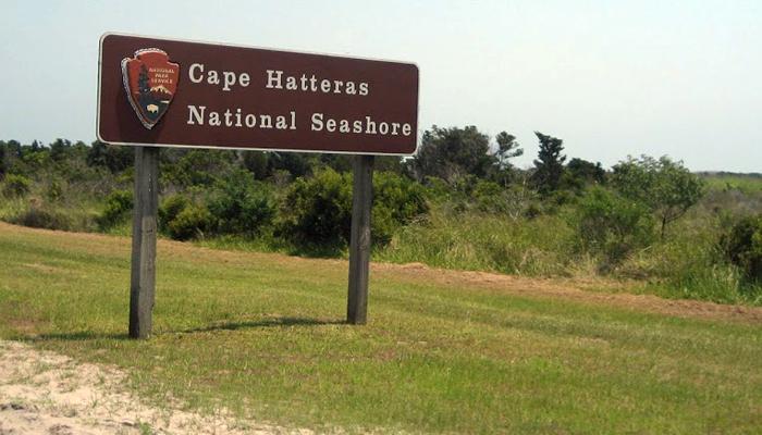 scenic waterside drive obx cape hatteras national seashore