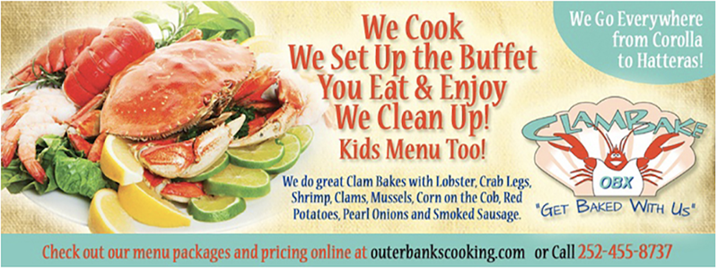 Outer Banks Clambake