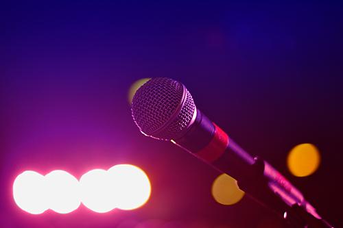 obx karaoke at night