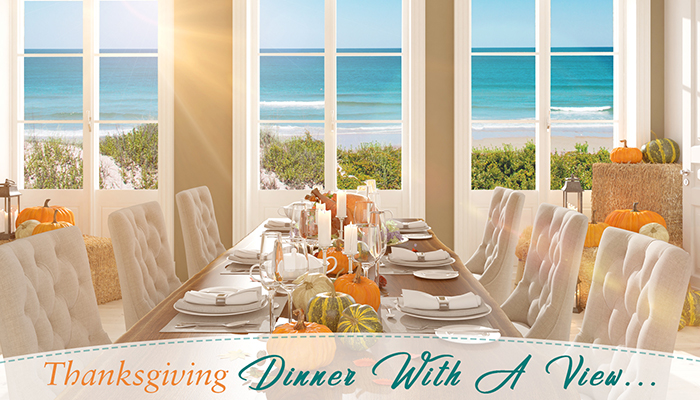 4 REASONS TO SPEND THANKSGIVING ON THE OUTER BANKS