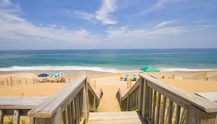 couples trip to the obx - main outer banks beaches