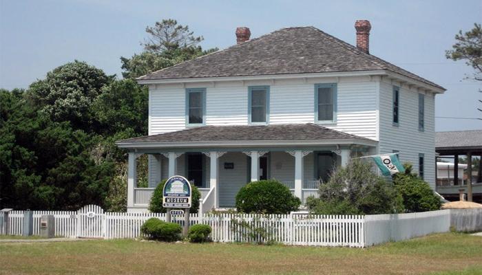 scenic waterside drive obx ocracoke museum