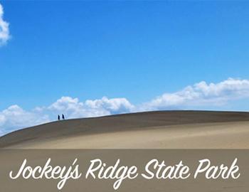 Jockey's Ridge Clean-Up