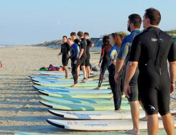 Corolla Surf Shop Lessons