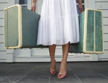 door to door shipping - luggage free