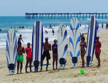 Outer Banks Surf School
