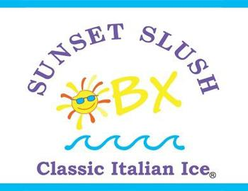 OBX Sunset Slush Italian Ice
