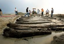 Shipwreck found in Corolla could be from the 1600s