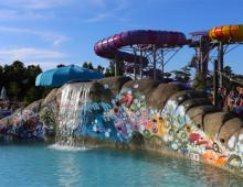 Seaside Vacations Visits H2OBX Waterpark!