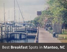 OBX Eats: Best Breakfast Places While Visiting Manteo, NC