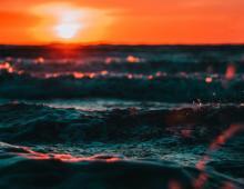 Fall Sunset Cruise