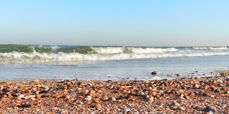 Tips for finding sea glass