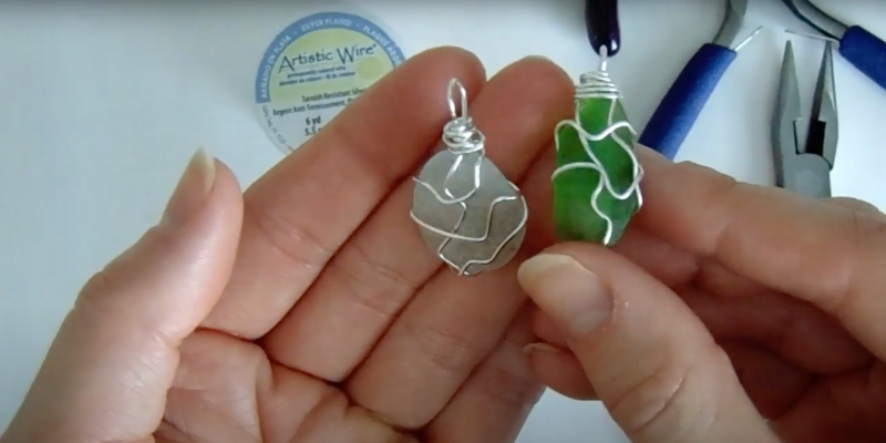 What to do with sea glass