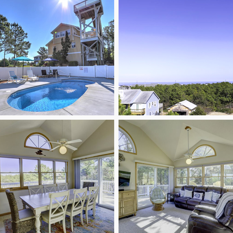 All Decked Out OBX Vacation Rental