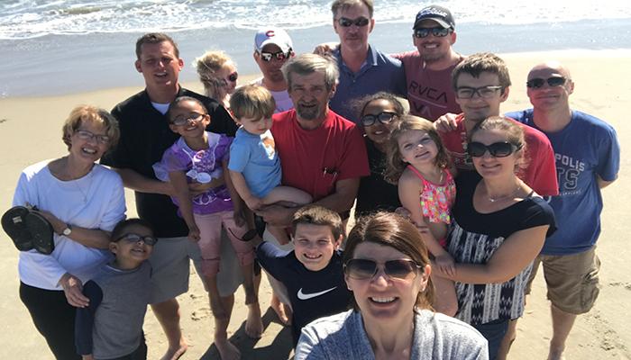 top 10 selfie spots - selfie on the beach
