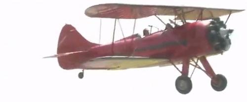 biplane outer banks