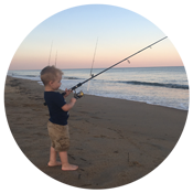 fishing on the obx