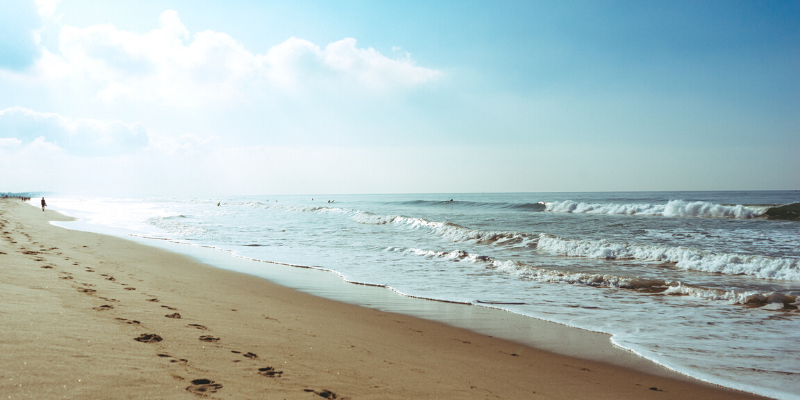 Picture of the Outer Banks Beach