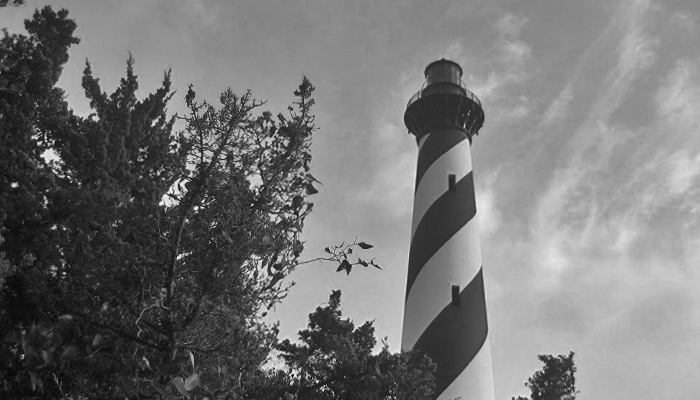 Spooky Places OBX - Cape Hatteras Lighthouse