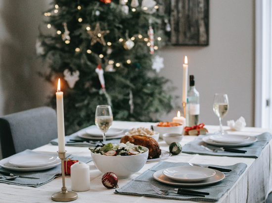 Christmas Meal In Your Rental