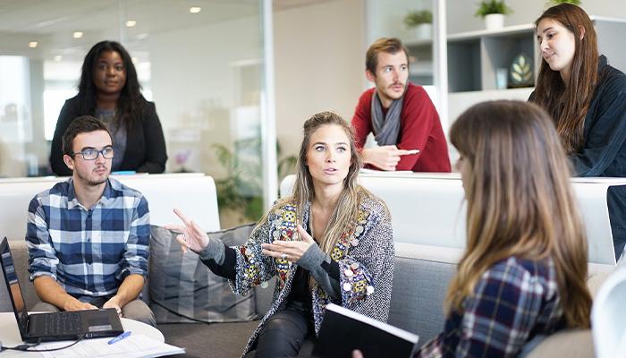 corporate retreat meeting
