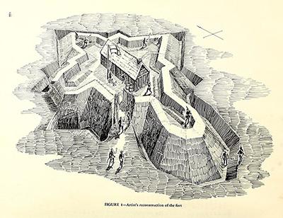 Roanoke Island - Fort Raleigh Settlement