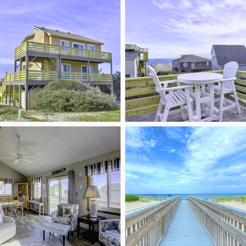 Intangible Bay OBX Vacation Rental