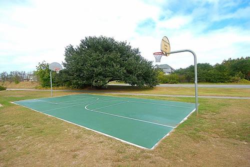 Monterary Shores Community Basketball Court