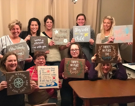 Paint the Plank Group