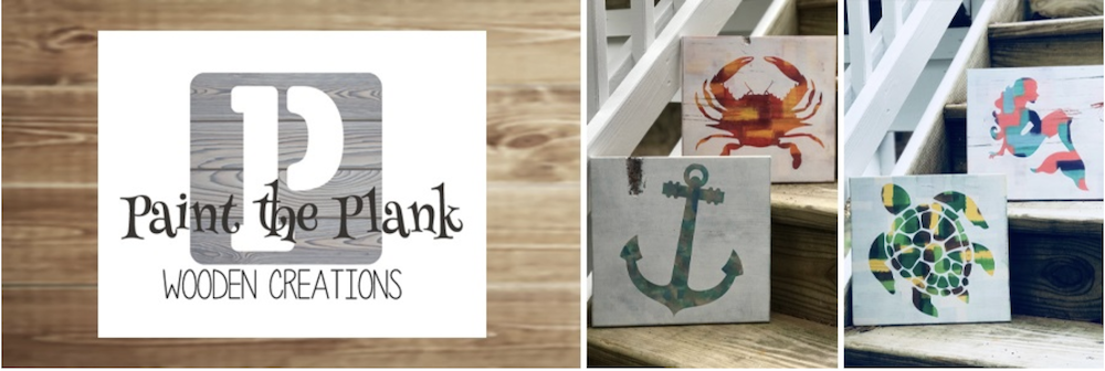 paint the plank DIY workshop
