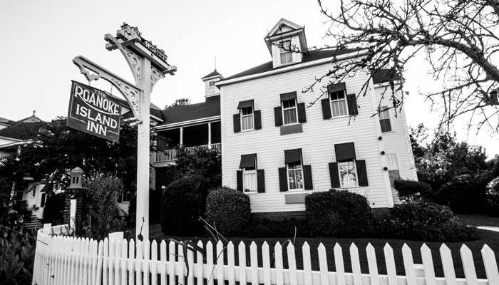 Spooky Places OBX - Roanoke Island Inn