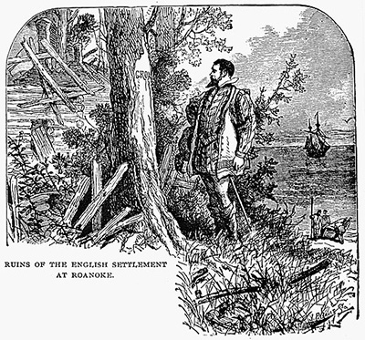 Roanoke Island - The Lost Colony