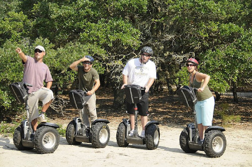 segway tours outer banks