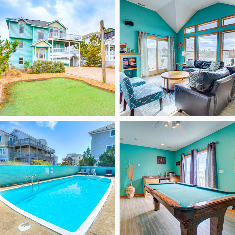 Shellous OBX vacation rental