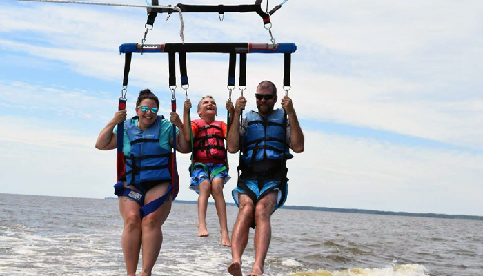 Let the Good Times Roll on Your Short OBX Vacation