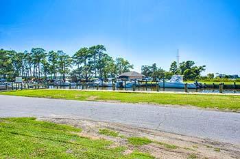 Southern Shores Civic Association Marina Area