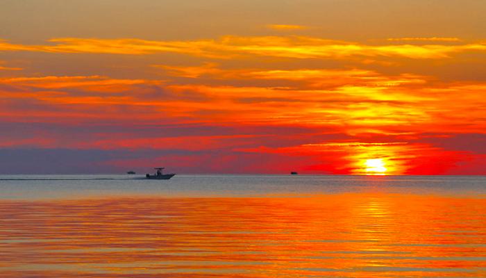 top 10 selfie spots - sunset