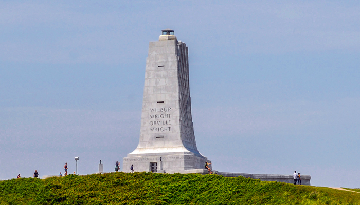 Experience the Wright Brothers Memorial