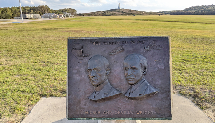 Orville and Wilbur Wright - Wright Brothers
